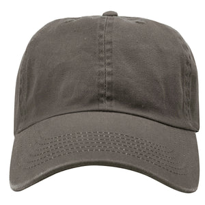 Classic Baseball Cap Soft Cotton Adjustable Size - Olive
