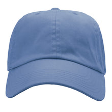 Load image into Gallery viewer, Classic Baseball Cap Soft Cotton Adjustable Size - Sky Blue