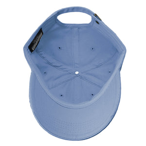 Classic Baseball Cap Soft Cotton Adjustable Size - Sky Blue