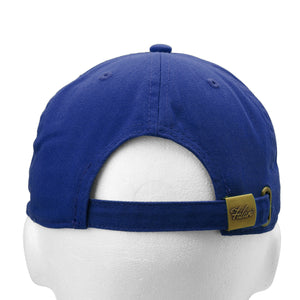 Classic Baseball Cap Soft Cotton Adjustable Size - Royal Blue