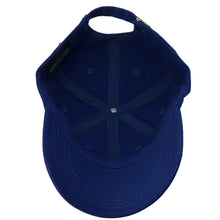 Load image into Gallery viewer, Classic Baseball Cap Soft Cotton Adjustable Size - Royal Blue
