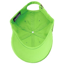 Load image into Gallery viewer, Classic Baseball Cap Soft Cotton Adjustable Size - Light Green