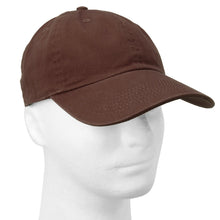 Load image into Gallery viewer, Classic Baseball Cap Soft Cotton Adjustable Size - Dark Brown