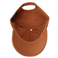 Load image into Gallery viewer, Classic Baseball Cap Soft Cotton Adjustable Size - Copper