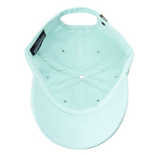 Load image into Gallery viewer, Classic Baseball Cap Soft Cotton Adjustable Size - Aqua Blue
