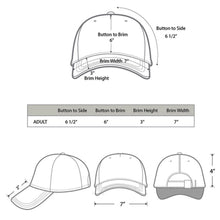 Load image into Gallery viewer, Classic Baseball Cap Soft Cotton Adjustable Size - Grey