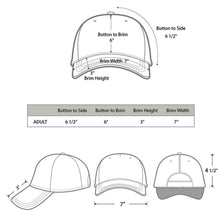 Load image into Gallery viewer, 2-Pack Baseball Dad Cap Adjustable Size Perfect for Running Workouts and Outdoor Activities