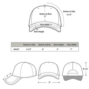 2-Pack Baseball Dad Cap Adjustable Size Perfect for Running Workouts and Outdoor Activities