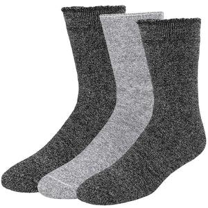 3 Pairs Men Thermal Socks Heated Sox