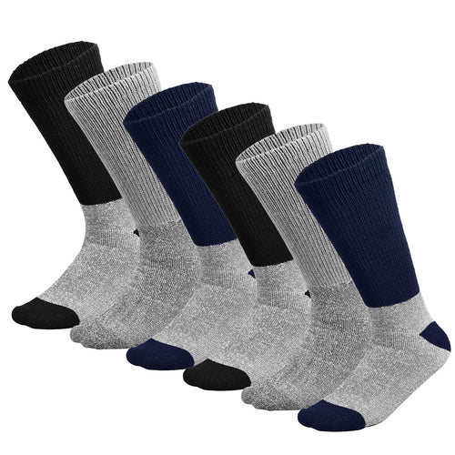 Doctor Recommend Thermal Diabetic Socks For Men Women 6-Pairs