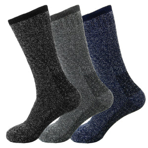 3-Pack Men's Winter Thermal Heated Sox