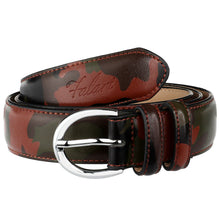 Load image into Gallery viewer, Falari Women Genuine Leather Belt Fashion Dress Belt With Single Prong Buckle 6028 Part 2