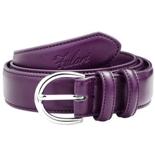 Load image into Gallery viewer, Falari Women Genuine Leather Belt Fashion Dress Belt With Single Prong Buckle 6028 Part 1