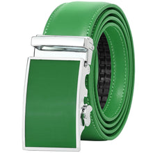 Load image into Gallery viewer, Falari Men Leather Ratchet Dress Belt