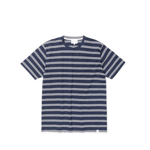 Johannes Cotton Linen Stripe