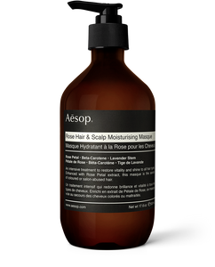 Rose Hair & Scalp Moisturising Masque
