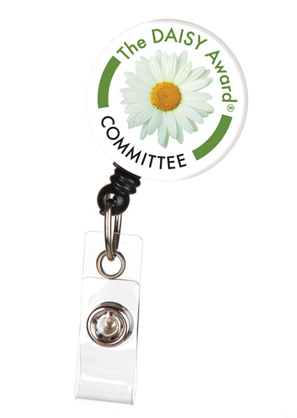 DAISY Foundation DAISY Committee Badge Reel