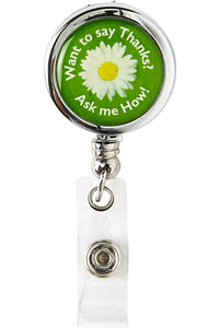 DAISY Foundation Want to Say Thanks Badge Reel