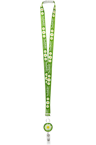 DAISY Foundation DAISY Lanyard with Badge Reel