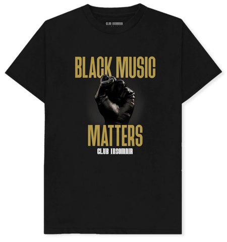 Black Music Matters T-Shirt
