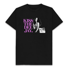 Kiss The Dee Jay T-Shirt Black
