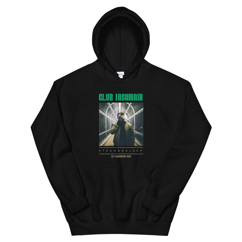 Club Insomnia Team No Sleep Hoodie