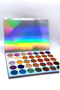 The SO EXTRA palette
