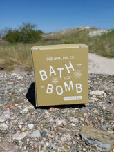 Load image into Gallery viewer, Old Whaling Bath Bomb