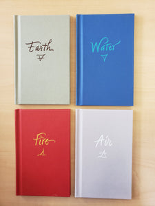 Air, Water, Fire, and Earth - Elements Series