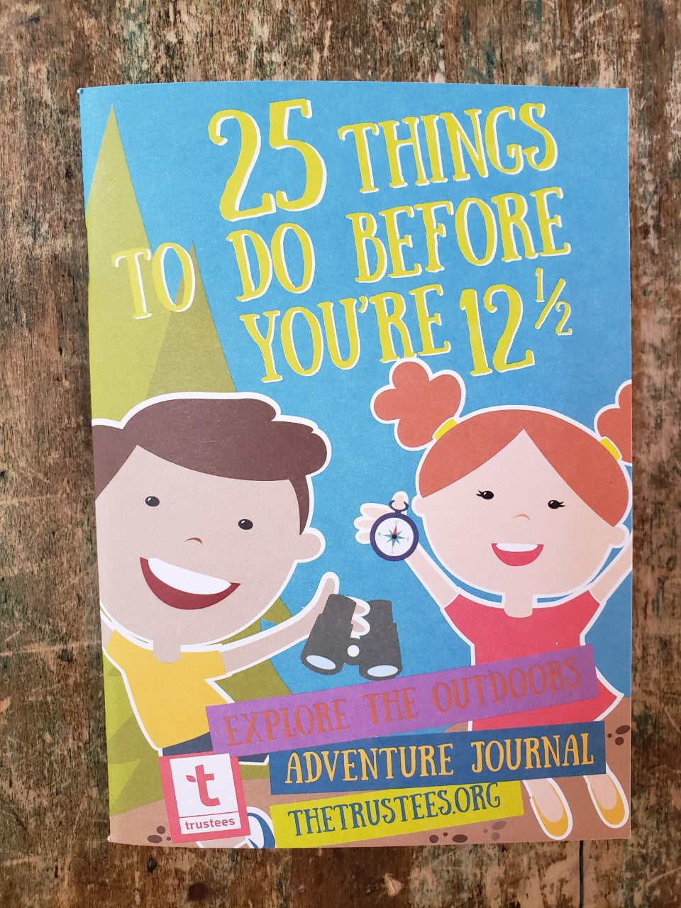 25 Things To Do Before You're 12 1/2