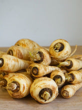 Load image into Gallery viewer, Parsnips, Organic & Local
