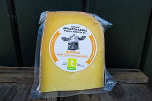Goodhue, Appleton Farms' Aged Cheese
