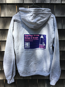 Chappy OSV Permit Zip-Up Sweatshirt