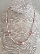 Load image into Gallery viewer, Bonnie Parker Collection Jewelry - Swarovski crystals & pearls with sterling silver