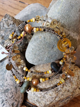 Load image into Gallery viewer, Iris Seaglass Design Jewelry - Bracelet Collection