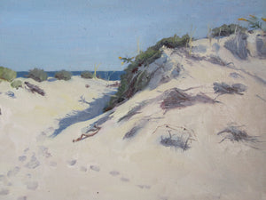Hilary Baldwin - Dunes in Ipswich