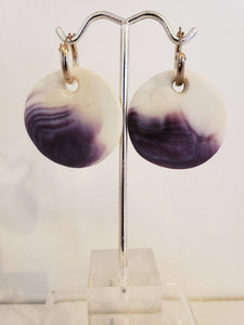 Wampum Jewelry by Elizabeth James Perry