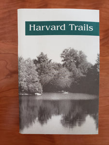 Harvard Trails Map Book