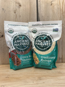 Quinoa, Organic (Ancient Harvest)