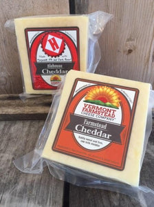 Cheddar Cheese (Vermont Farmstead)