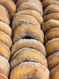 Cider Doughnut (Cider Hill Farm) AVAIL FRIDAY TO SUNDAY ONLY