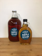 Load image into Gallery viewer, Appleton Farms Maple Syrup tapped and bottled by Tapley Sawmill