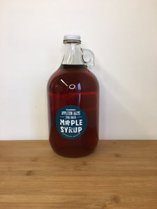 Appleton Farms Maple Syrup tapped and bottled by Tapley Sawmill