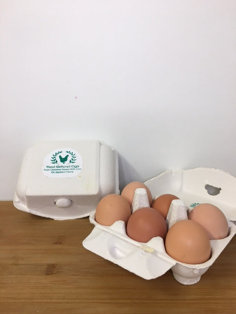Eggs, Humanely Raised (Appleton Farms)