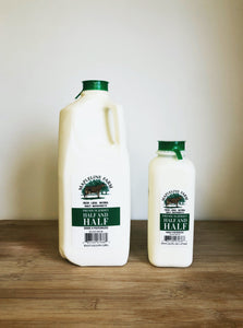 Half & Half (Mapleline Farm) AVAILABLE TUESDAY - SUNDAY