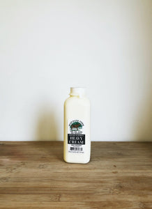 Heavy Cream (Mapleline Farm) AVAILABLE THURSDAY - SUNDAY