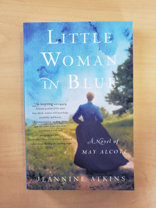 Little Woman in Blue