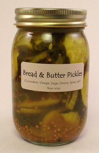 Pickles & Pickled Vegetables (Maine Homestead)