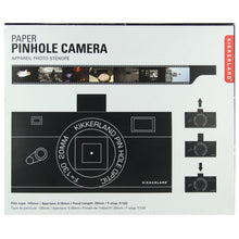 Load image into Gallery viewer, Pinhole Camera Solography Kit