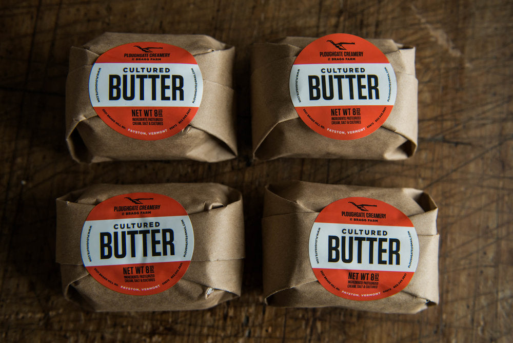 Butter, Cultured (Ploughgate Creamery)